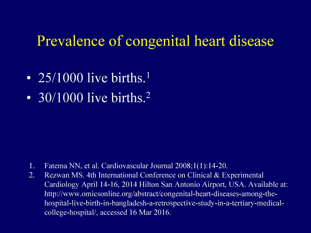 Overview of CVD in Bangladesh 22.07.16-10